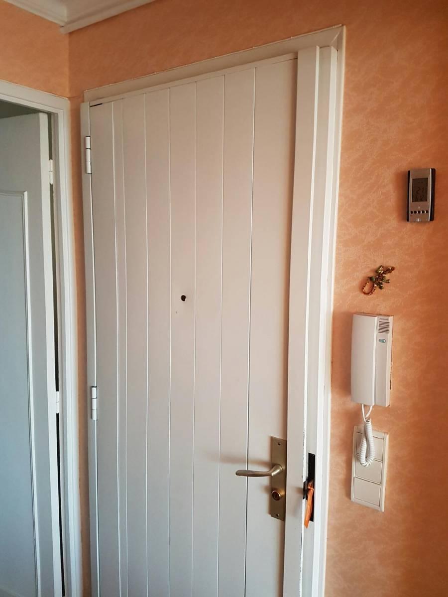 Remplacement d 39 un blindage de porte fichet aix en - Prix blindage de porte ...