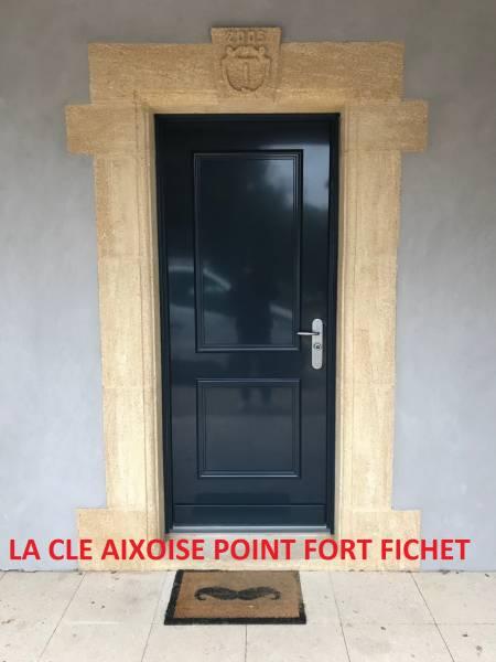 Pose Du0027une Porte Blindée FORSTYL S Pour Maison à Rognes