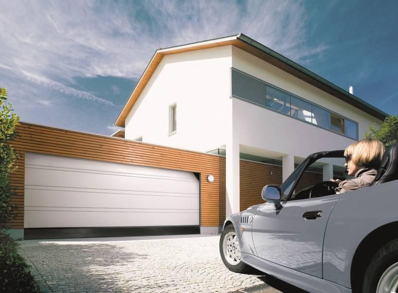 Nos activit s la cl aixoise - Combien coute une porte de garage ...