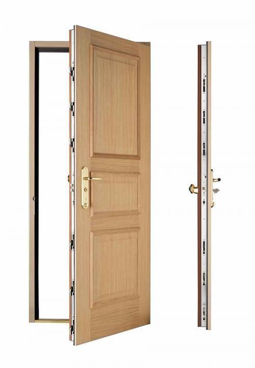 Pose de porte blind e norme bp1 cabri s la cl aixoise for Ouvrir une porte blindee